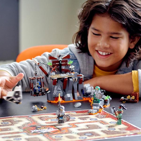 71717 - LEGO® Ninjago - Le donjon du Crâne
