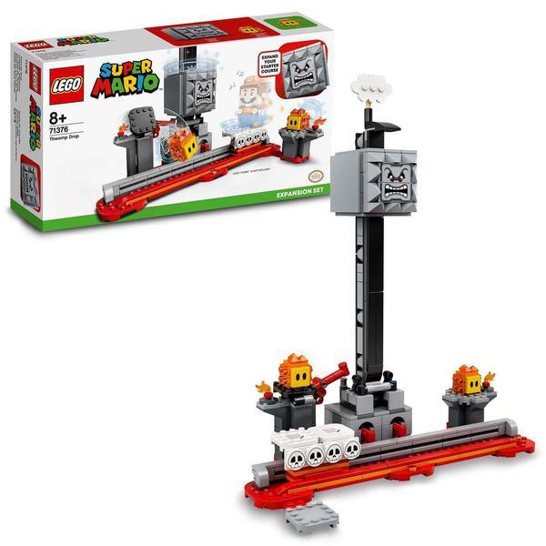 71376 - LEGO® Super Mario - Ensemble d'extension La chute de Thwomp