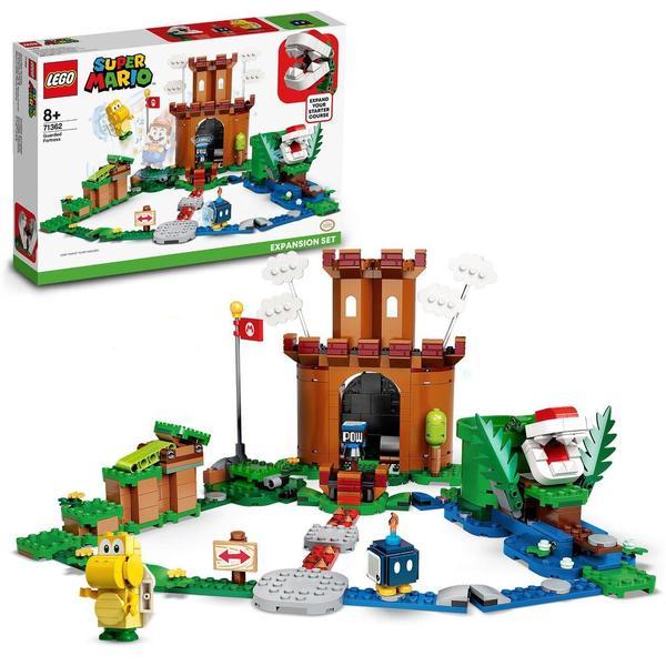 71362 - LEGO® Super Mario - Ensemble d'extension la forteresse de la Plante Piranha