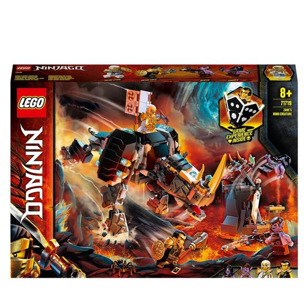 71719 - LEGO® Ninjago - L'animal de combat de Zane
