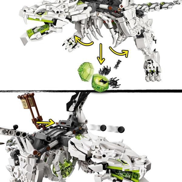 71721 - LEGO® Ninjago - Le dragon du Sorcier au Crâne