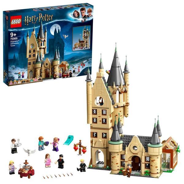 75969 - LEGO® Harry Potter - La Tour d'astronomie de Poudlard