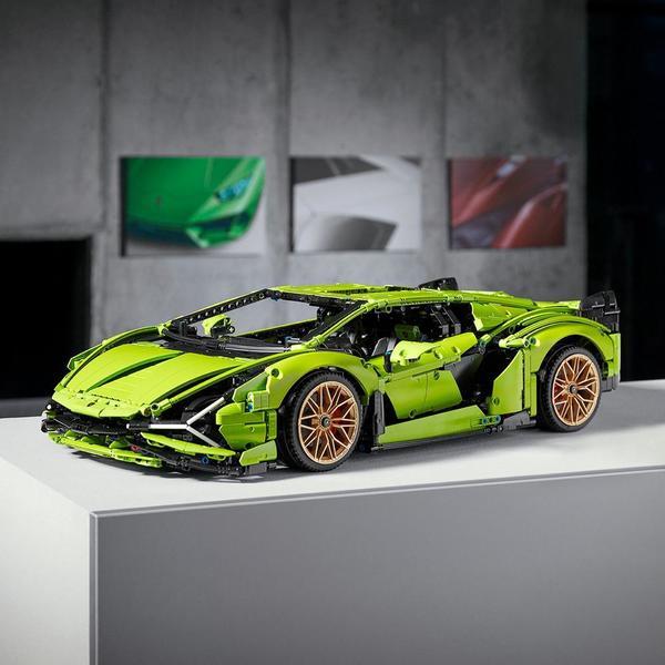 42115 - LEGO® Technic - Lamborghini Sián FKP 37