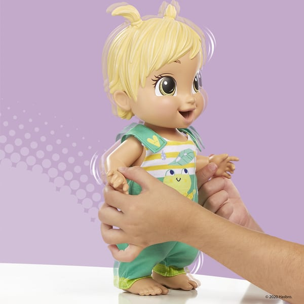 Poupon Bébé sautille - Baby Alive