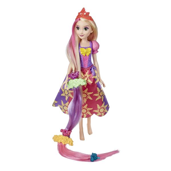 Poupée Raiponce chevelure magique - Disney Princesses