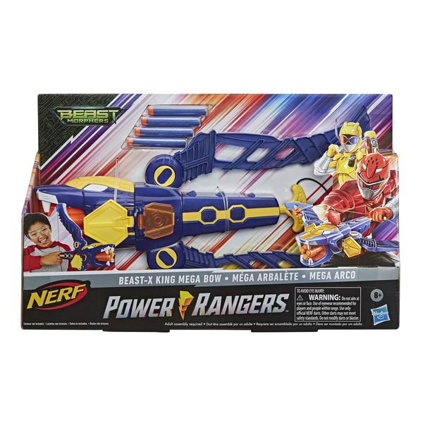 Méga arbalète Beast X-King - Power Rangers Beast Morphers