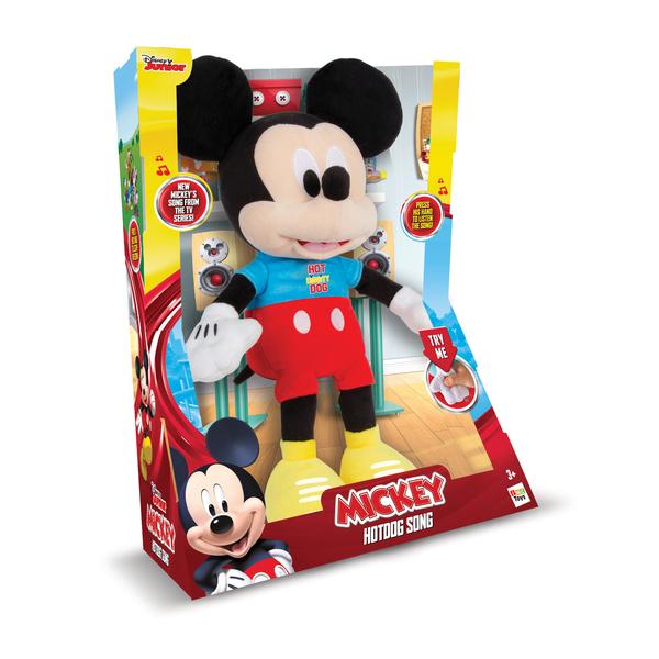 Peluche Mickey Hot Dog Song 40 cm