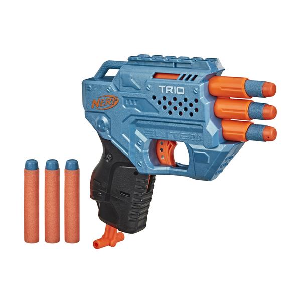 Pistolet Nerf Elite 2.0 Trio TD 3
