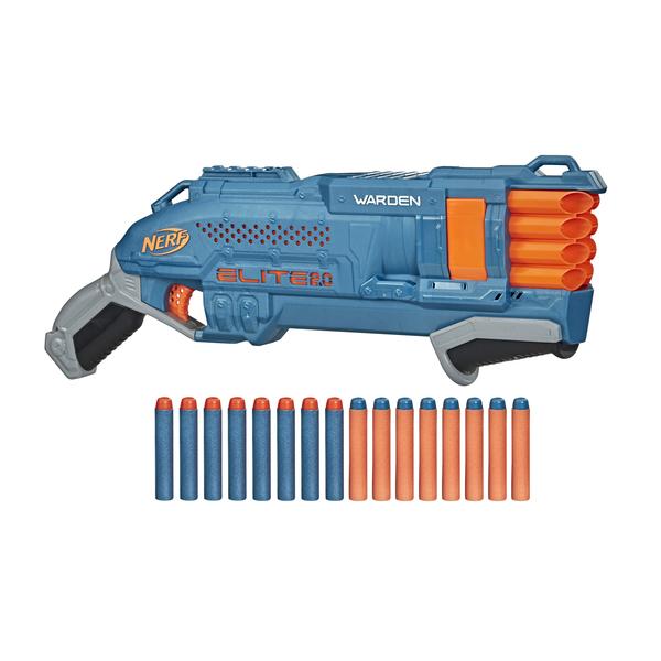 Pistolet Nerf Elite 2.0 Warden DB 8