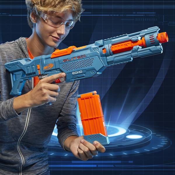 Pistolet Nerf Elite 2.0 Echo CS 10