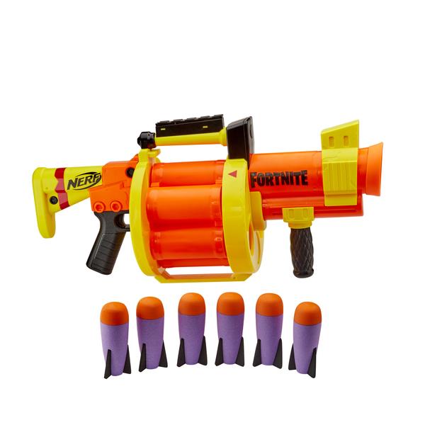 Pistolet Nerf Fortnite GL