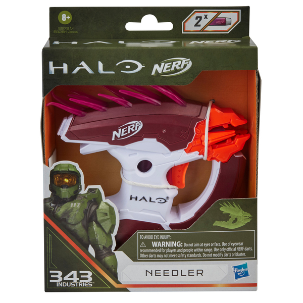 Pistolet Nerf Halo Microshots