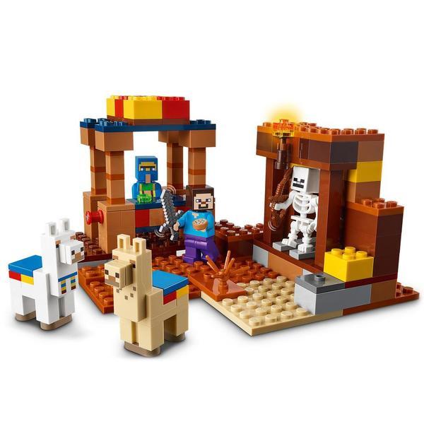21167 - LEGO® Minecraft™ - Le comptoir d