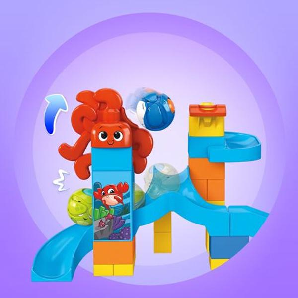 Mega Bloks - Peek a Block - Aventure sous-marine