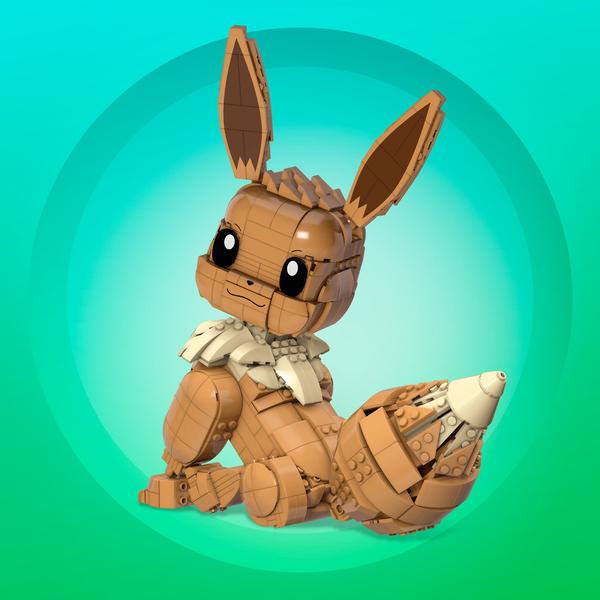 Pokemon à construire Evoli