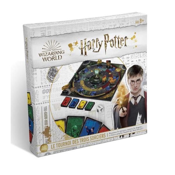 Le tournoi des 3 sorciers Harry Potter