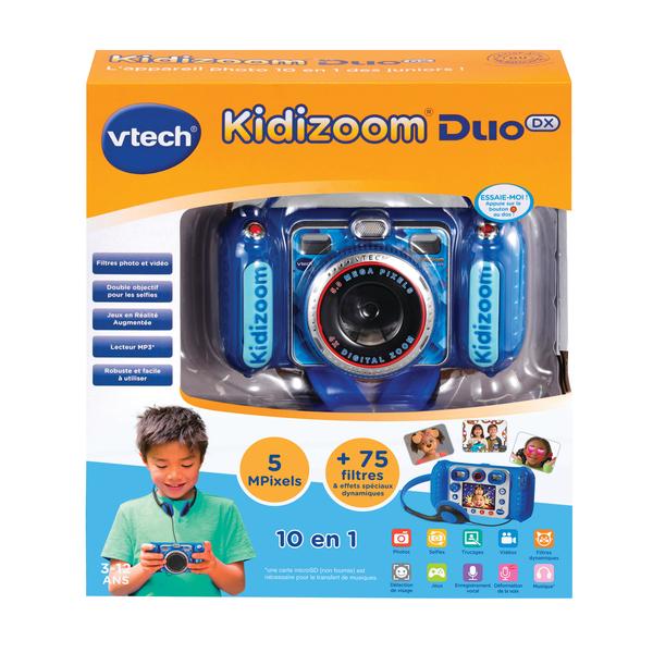 Appareil photo Kidizoom duo DX bleu