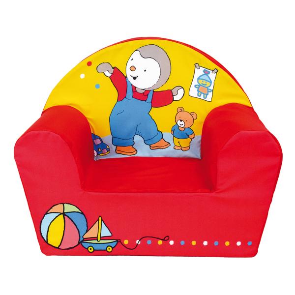 Tchoupi fauteuil club