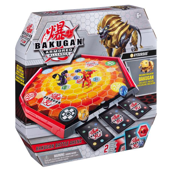 Arène de combat Bakugan - Saison 2