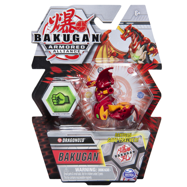 Pack de 1 Bakugan Saison 2 - Armored Alliance
