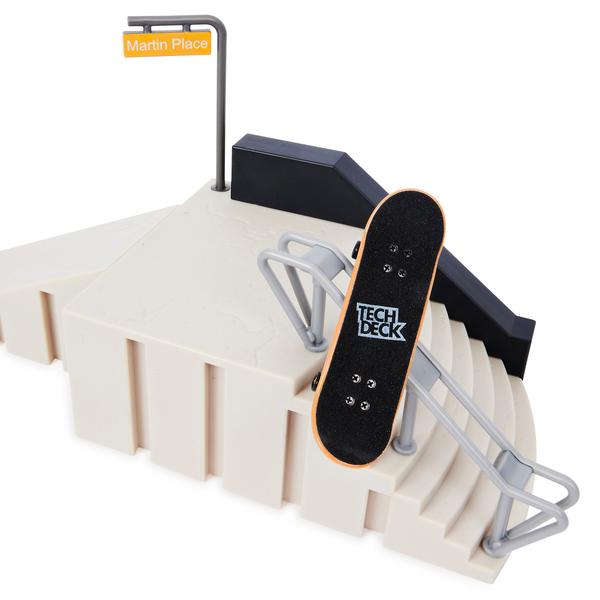 Tech Deck - Coffret construction Skate Park