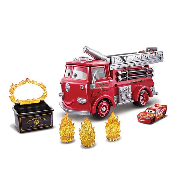 Coffret Véhicule Red Color Changers - Disney Pixar Cars