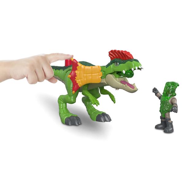 Figurine dinosaure Jurassic World - Imaginext