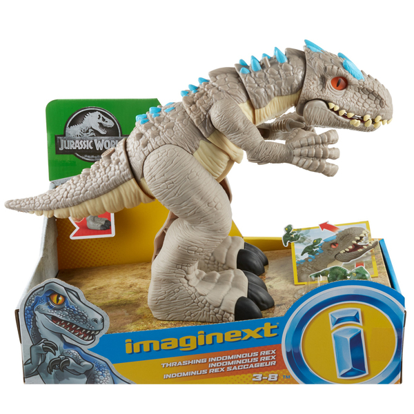 Dinosaure Indominus Rex - Imaginext
