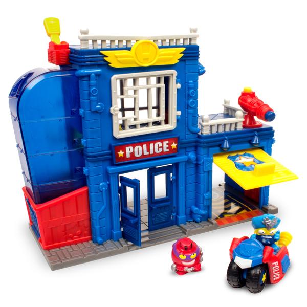 Station de Police Super Zings