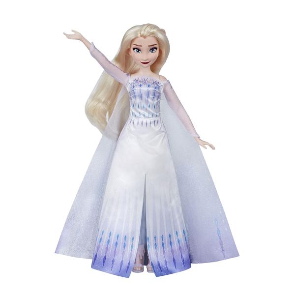 Poupée chantante Elsa Show Yourself - La Reine des neiges 2
