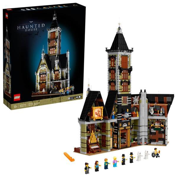 10273 - LEGO® Creator Expert -  La maison hantée de la fête foraine