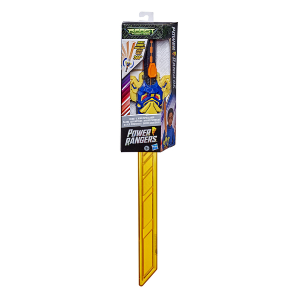 Sabre Spinning - Power Rangers Beast Morphers
