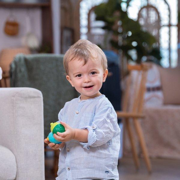Sac de perles éducatives - 48 pièces