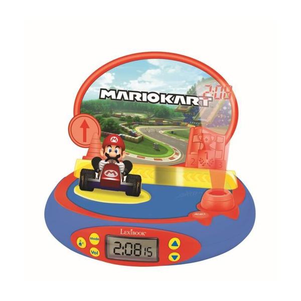Projection 3D Mario Kart