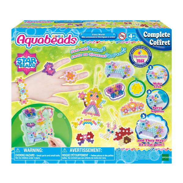 Aquabeads - 31766 - Mes accessoires féériques à créer