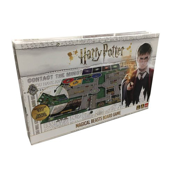 Jeu Harry Potter Magical Beasts