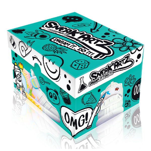Sneak Artz Shoebox en assortiment