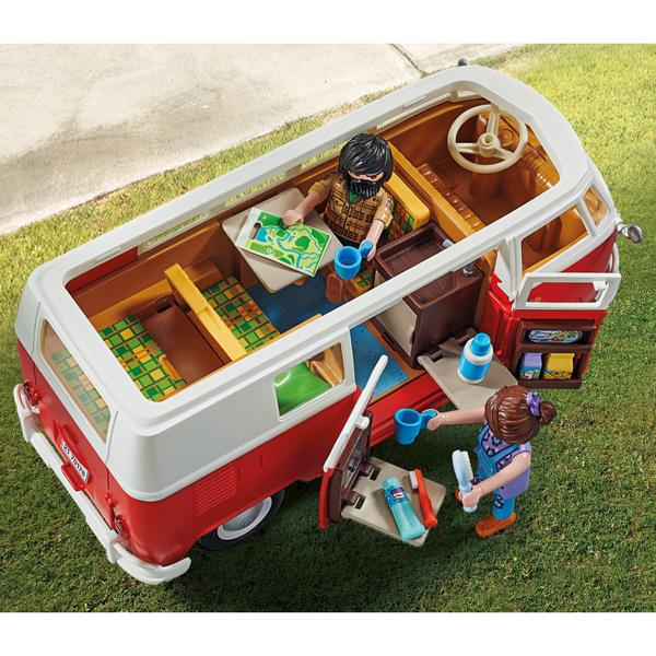70176 - Playmobil Volkswagen - Volkswagen T1 Combi
