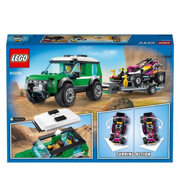 60288 - LEGO City® - Le transport du buggy de course