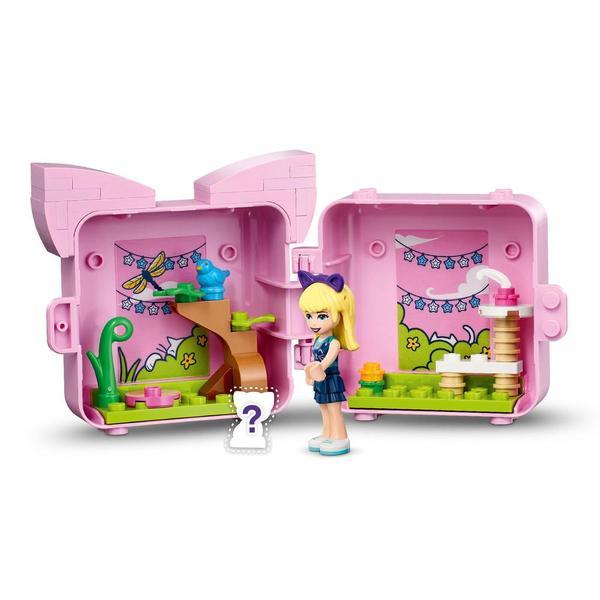 41665 - LEGO® Friends - Le cube chat de Stéphanie