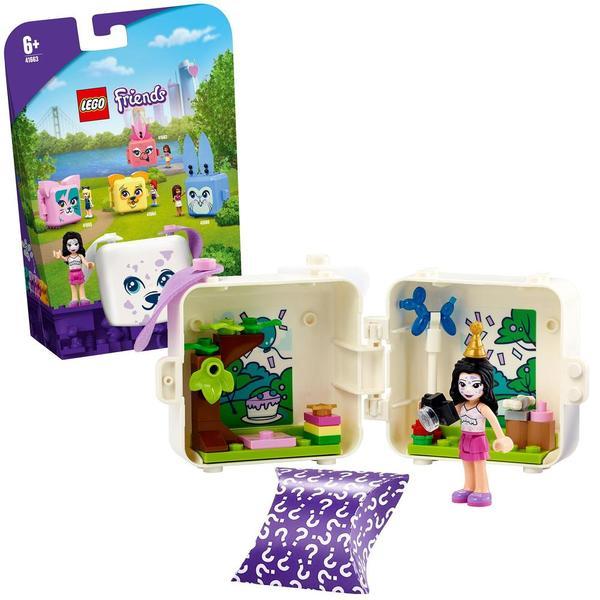 41663 - LEGO® Friends - Le cube dalmatien d'Emma