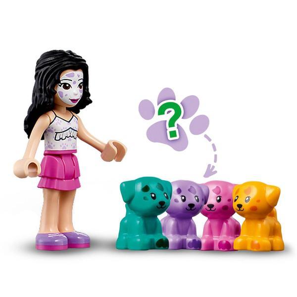 41663 - LEGO® Friends - Le cube dalmatien d