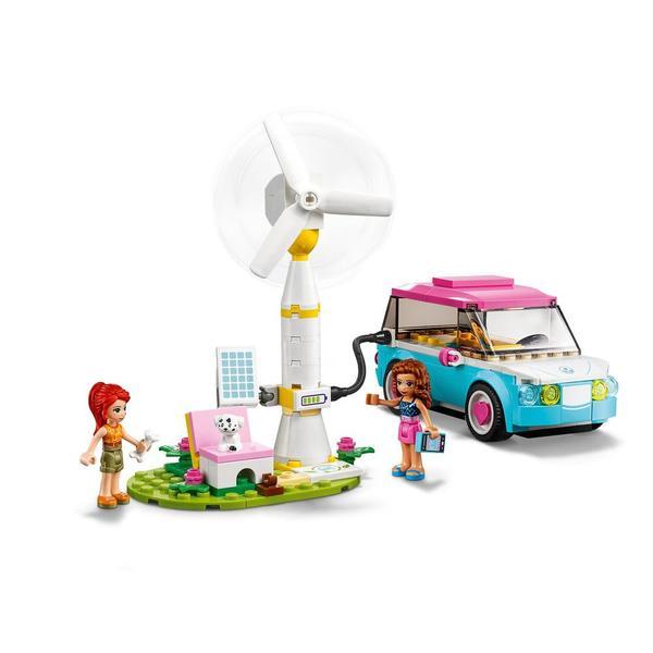 41443 - LEGO® Friends - La voiture électrique d'Olivia