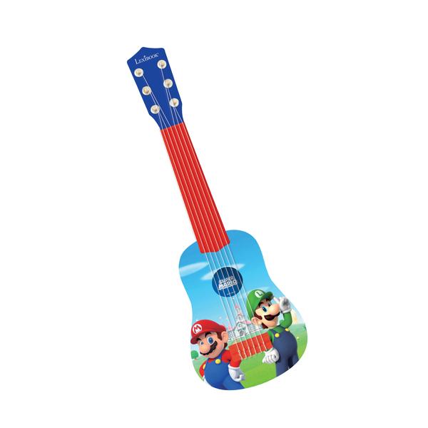 Ma première guitare Mario