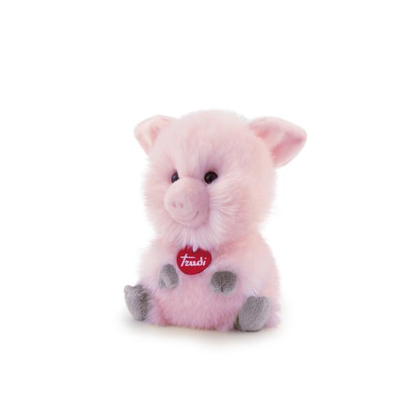 Peluche fluffies Trudi cochon