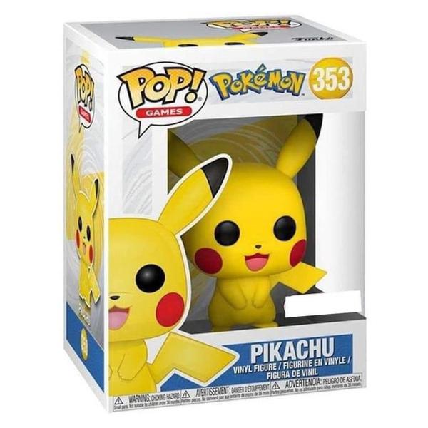 Figurine Funko POP Pokémon - Pikachu S1