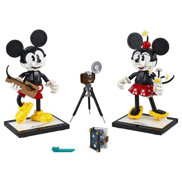 43179 - LEGO® Adults - Mickey Mouse et Minnie Mouse