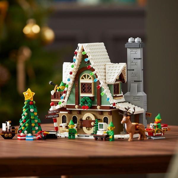 10275 - LEGO® Creator Expert - Le pavillon des elfes