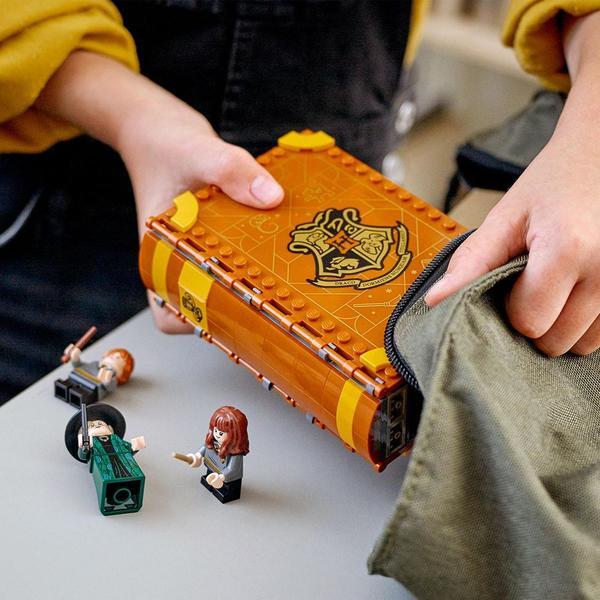 76382 - LEGO® Harry Potter - Poudlard Le cours de métamorphose