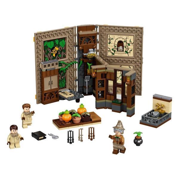 76384 - LEGO® Harry Potter - Poudlard Le cours de botanique